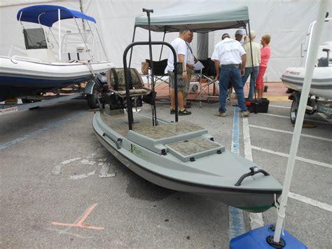 Xfish Skiff by The Marine Installer S Rant Miami Boat Show 2013 Roundup