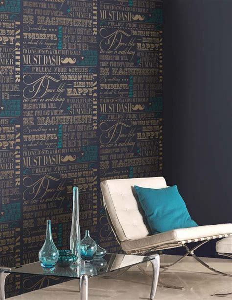 80 Wohnzimmer Tapeten Ideen  Coole, moderne Muster