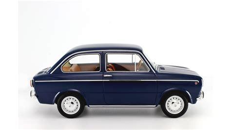 Fiat 850 Special 1968 Model car 1:18 Laudoracing