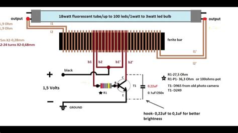 Volt Inverter Volts Schematic Diagram Schema