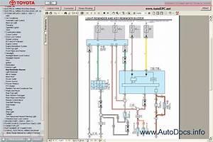 Diagram Download  1991 Toyota Previa Wiring Diagram Hd