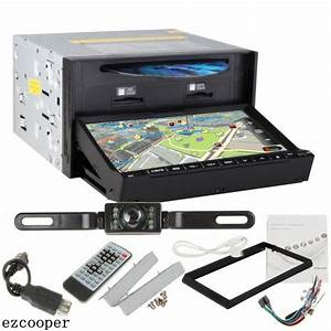 7 U0026quot  Hd Touch Screen Double 2 Din Car Gps Stereo Dvd Player