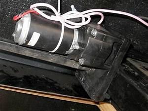 How To Repair Fifth Wheel Landing Gear Dc Motor Gearbox