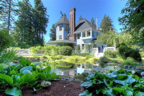 country cottage storybook home