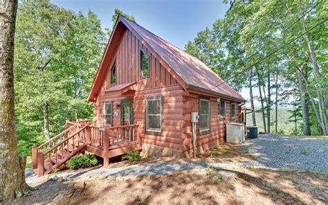 sliding rock cabins a getaway vacation rental sliding