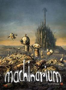 machinarium wikipedia