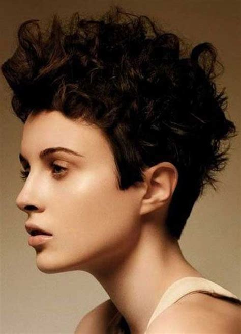 30 Short Haircuts for Curly Hair 2015 2016 Short