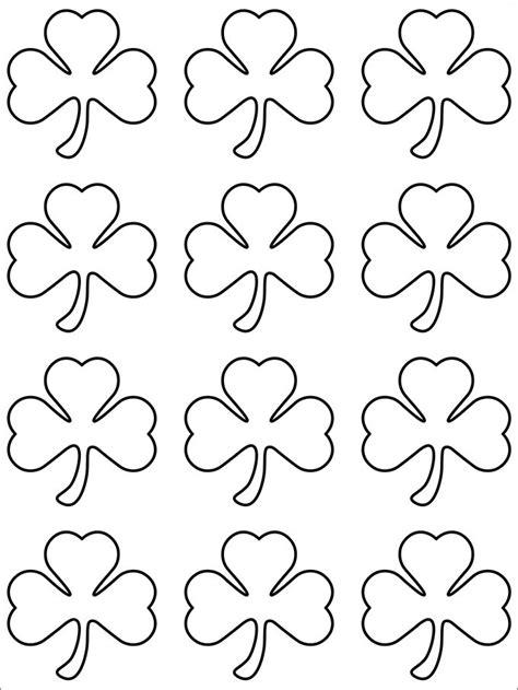 clover template 20 best shamrock templates free premium templates