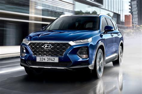 2019 Hyundai Santa Fe Korean-spec Review