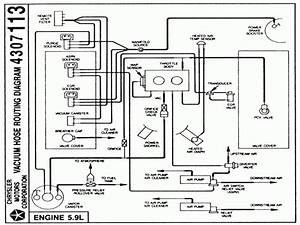 Diagram  2000 Dodge Ram Vacuum Diagram Wiring Schematic