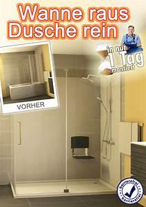 Umbau Wanne Zur Dusche : senhilf wanne zur dusche badewanneneinstieg badewannent r ~ Markanthonyermac.com Haus und Dekorationen