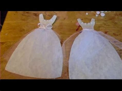 diy princess dress invitations youtube