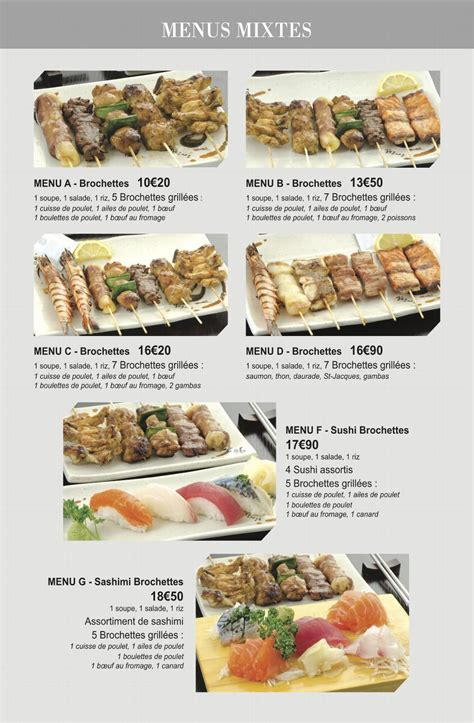 restaurant japonais cuisine devant vous ceci n 39 est pas un restaurant japonais dozodomo