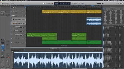 logic pro x logic pro x 10 3 review apple s pro audio mac app gets useful new features macworld uk