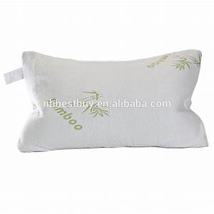 king and queen size pillow custom bamboo bed rest pillow With are bamboo pillows washable