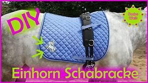 Handyschalen Selbst Gestalten : diy einhorn schabracke selber machen easy ohne n hen ~ Watch28wear.com Haus und Dekorationen