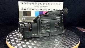 Vintage Revue Video 81 Video Camera Recorder 8 Mm