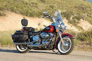 2012 Harley Flstc Heritage Softail Classic Review