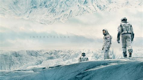 full hd wallpaper interstellar ice mountain astronaut