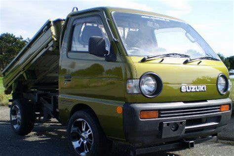 Suzuki Carry 1 5 Real Modification by Modifications Suzuki Carry Up Modification Mobil