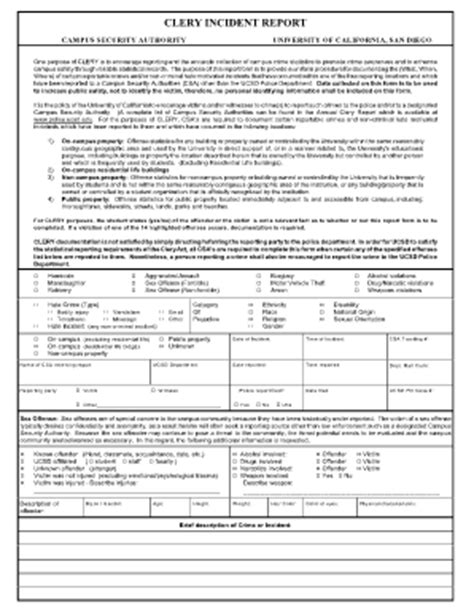 san diego crime report 8 printable police incident report form pdf templates