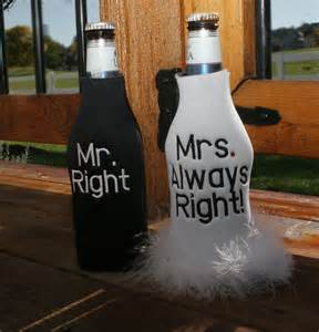 where to buy a wedding planner engagement gift koozie