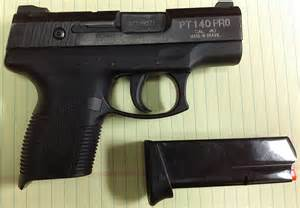 Pistol Taurus Recall Models