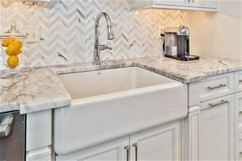 white kitchen farmhouse sink timeless grey and white kitchen middletown new jersey by 1372