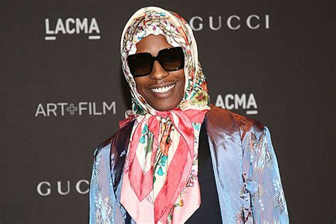 Asap Rocky Debuts New Song In Concert