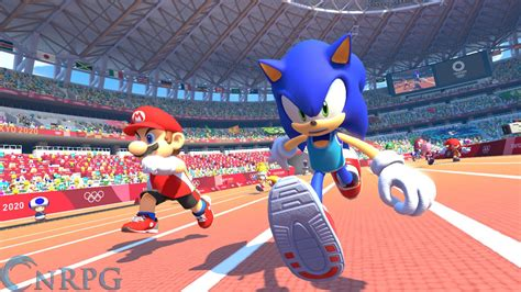mario  sonic   olympic games tokyo  onrpg