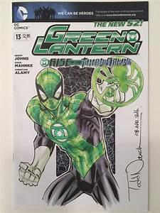 Green Lantern Spider-Man by Todd Nauck by glspidey on ...