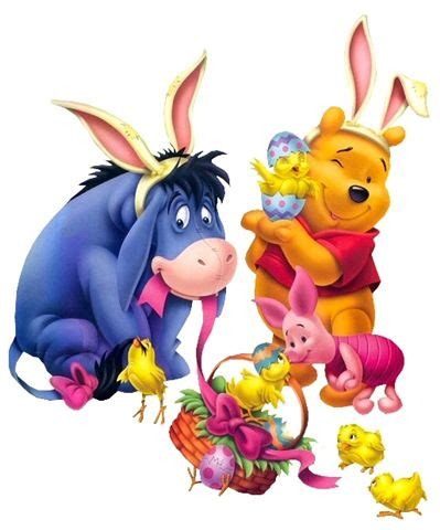 easter winnie  pooh pictures  images
