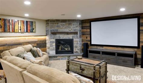 homeowners bring the outdoors in with this rustic remodel design and living magazine
