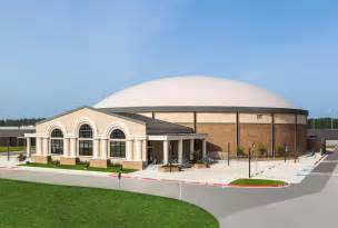 FEMA Dome Lumberton TX
