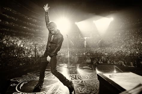 Bon Jovi Work Downtown Magazine