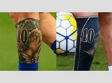 El desastroso tatuaje que se ha hecho Messi Mi otra liga