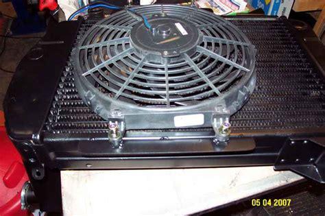 electric fan mounting kit tr2 3 3a hayden electric fan kit tr3a