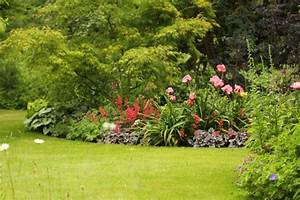 creer un jardin anglais sur un petit terrain parfait With creer un jardin contemporain