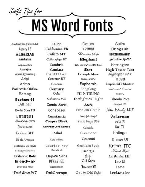 pin  font