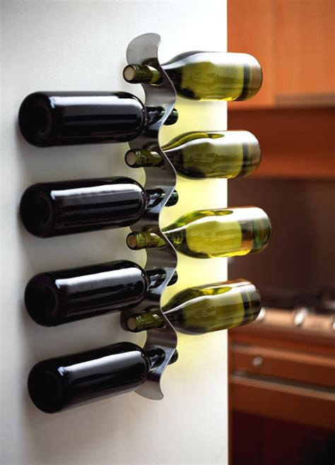wall hanging wine rack hold your wine and decorate with your black blum wall