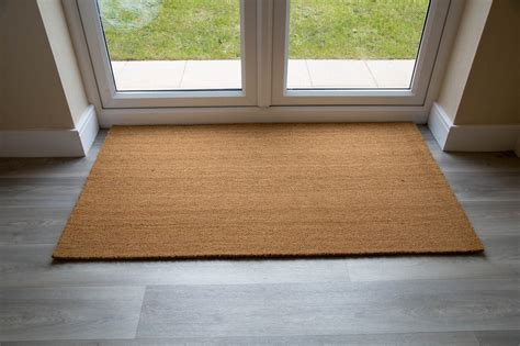 Coir Doormat Made To Measure by Buy Coir Entrance Door Mat 14mm Thick Made To
