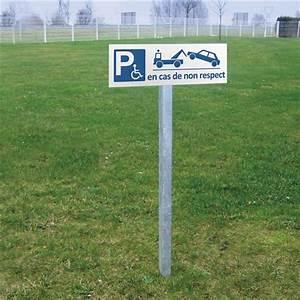 Mise En Fourrière : kit de panneau de parking r serv aux handicap s avec mise en fourri re direct signal tique ~ Gottalentnigeria.com Avis de Voitures