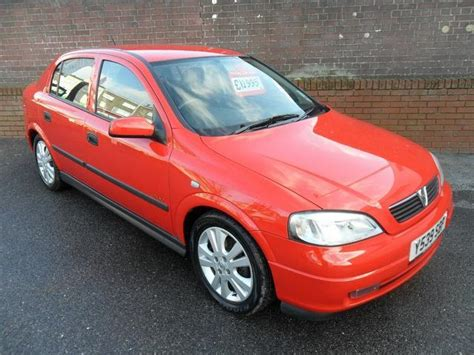 vauxhall astra 2001 2001 vauxhall astra photos informations articles