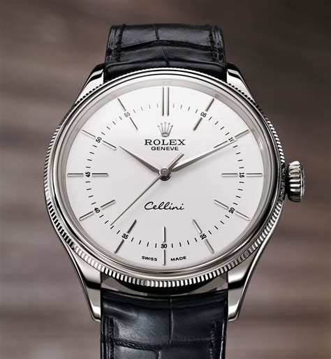 Rolex - Cellini new models 2016 | Time and Watches | The ...