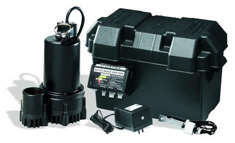 Backup Battery Operated Sump Pump Installation & Repair In
