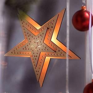 Papierstern Mit Beleuchtung : beleuchteter 3 d holz stern fensterstern weihnachtsstern ~ Watch28wear.com Haus und Dekorationen