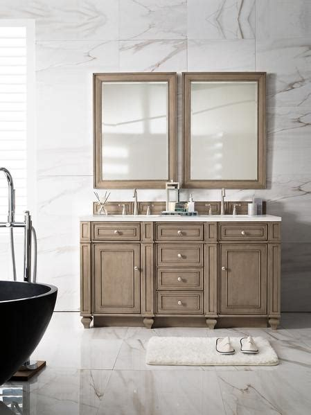 bristol  james martin whitewashed walnut bathroom