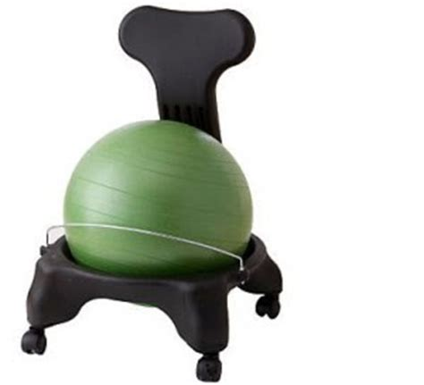 Gaiam Balance Chair Uk by Things Deb Scream Season 2 Gaiam Balance