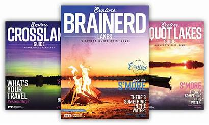 Brainerd Lakes Area Welcome Read Things Adventure