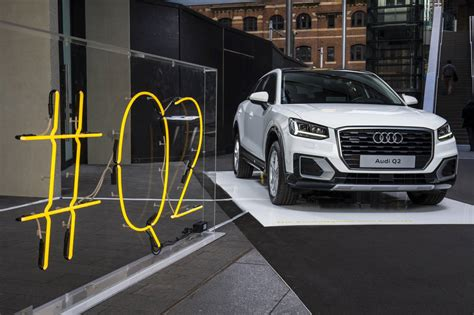 All New 2017 Audi Q2 Arriving In February Priced From